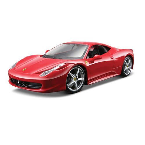 Tobar 1:24 Scale Ferrari 458 Italia Kit