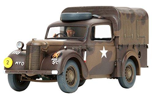 Tamiya 300035308 – 1:35 WWII British transporter lightweight 10 pieces