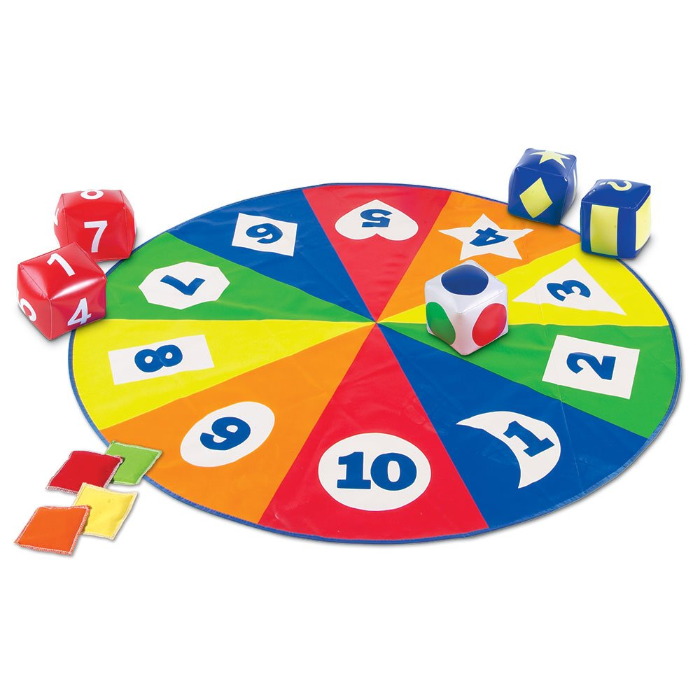 Learning Resources All Around Learning Circle Time Activity Set