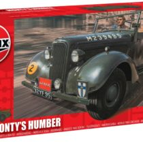 Airfix 1:32 Military Monty's Humber Snipe Staff Car Model Kit