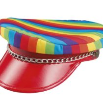 "'Boland 44724 ""Rainbow Rocker Hat One Size"
