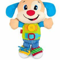 Fisher-Price–Toy Puppy vísteme and Learn
