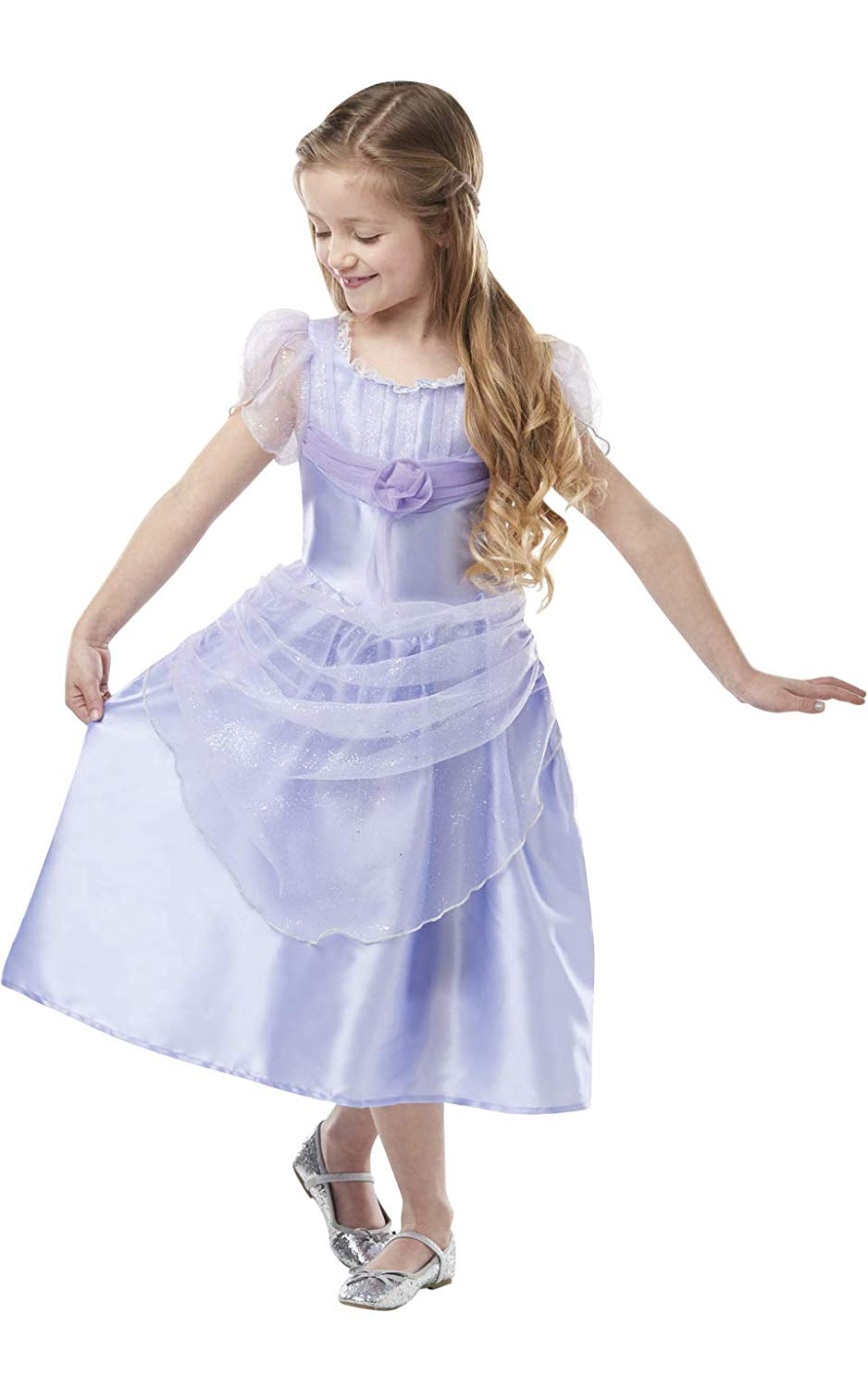 Rubie's Official Disney The Nutcracker Clara Lavender, Child Costume, Large Age 7-8, Height 128 cm