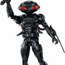 Aquaman FWX62 6 Inch Black Manta Figure, Multi Colour, 15 cm