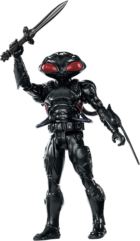 Aquaman FWX62 6 Inch Black Manta Figure, Multi Colour, 15 cm