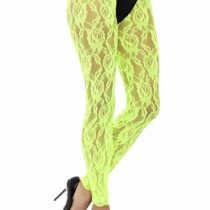 80s Lace Leggings