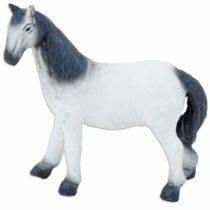 Vinco Vinco41259 Foal Large Animal Toy, Grey, Multi-Color
