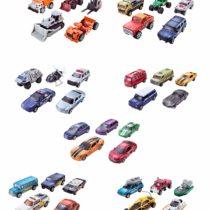 (dup of B000HZGNEA / 0002496016) Matchbox Hero City 5 Car Pack