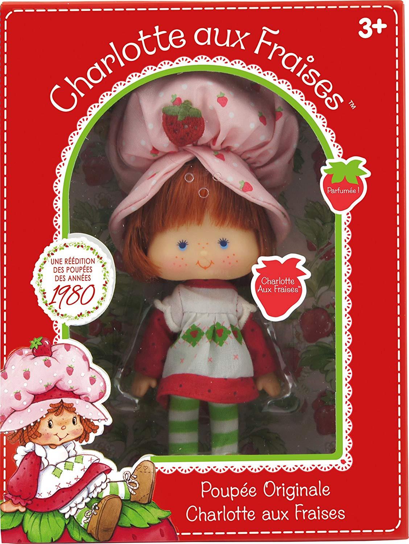 Asmokids kanaï Classic Kids–kkcfstr–Strawberry Shortcake Doll–Strawberry Shortcake