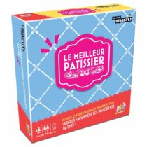 "130008030 – M6 Games Collection – ""Le Meilleur Pâtissier"" (""Best Baker"") Game Funny [French Language]"