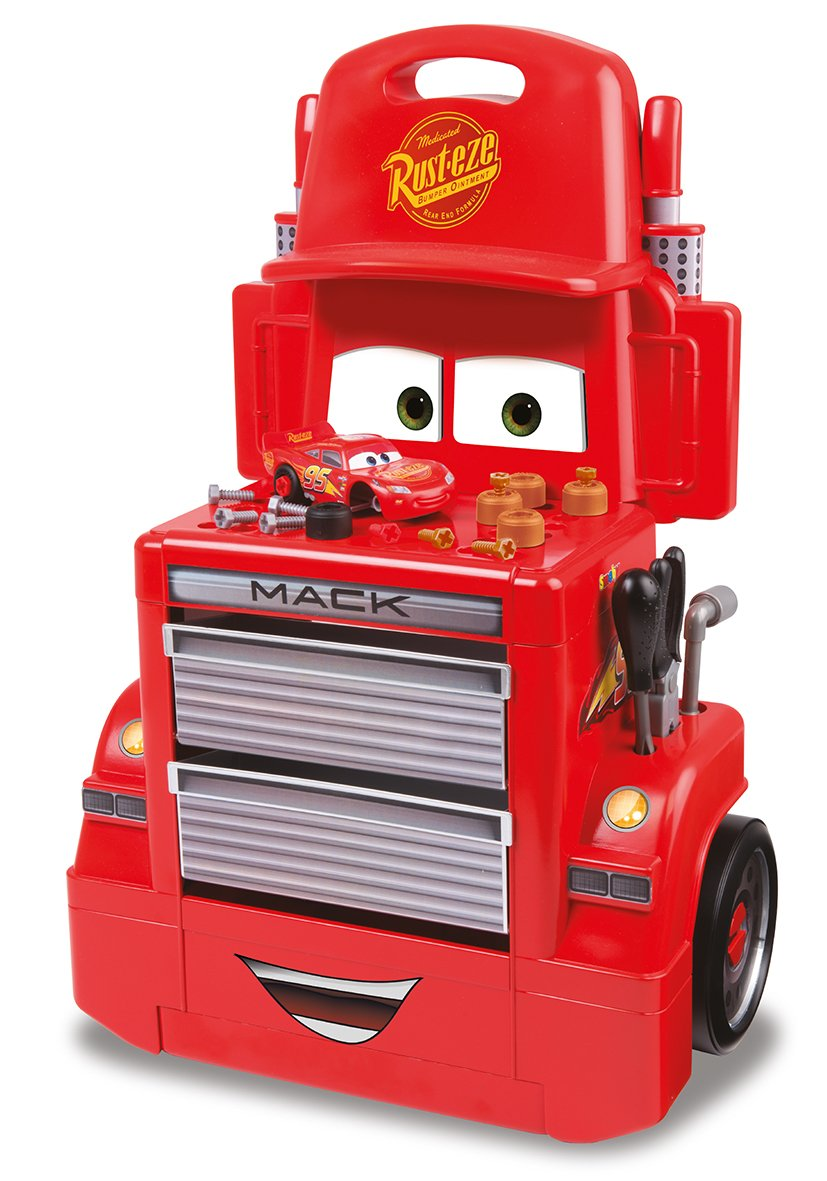 Smoby 360208 Lightning McQueen Workstation