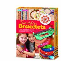4M 404728 Friendship Bracelets Craft Kit, Multi-Colour