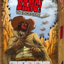 Abacus Spiele 36132 – Bang!The Dice Game