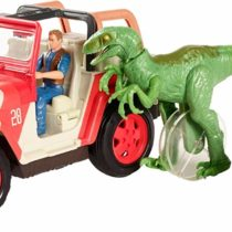 'JeepË Wrangler – Raptor Attack' Remote Controlled Vehicle Set