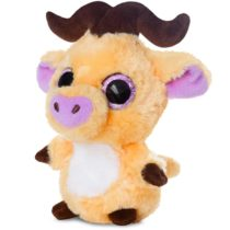Aurora World 8-Inch YooHoo and Friends Stompee African Buffalo Plush Toy