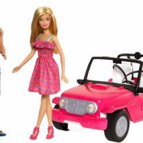 Barbie Beach Cruiser CJD12