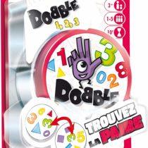 Asmodée DOCF02FR Dobble 123 Mood Game in Blister Pack