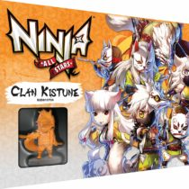 Asmodee–Ninja All-Stars: Kitsune Clan, ubinas700