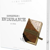 Asmodee–SCTS05FR–Time Stories Extension Shipping Endurance FR