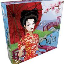 Blue Orange OKI Okiya Strategy Game, Multicolour