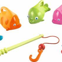 HABA 302342 Squirter Fish Angler Toy Set