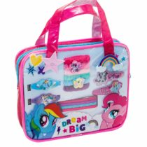 Joy Toy 95678 My Little Pony with This Hair Jewellery Set in Smart Bag, 19 x 4 x 16 cm