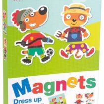Apli Kids Game Magnetic Dress Up (16495)