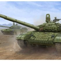 '1/16Trumpeter 750925T72B/B1MBT with Contact 1Model Kit