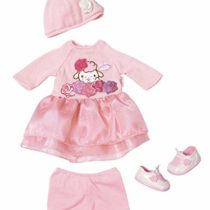 Baby Annabell 701966 Deluxe Set Strick 43cm Knit, Multi