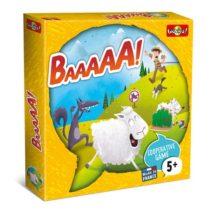 Bioviva 282567 Cooperative Baaaaaa Save Sheep Card Game, Multi-Color