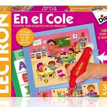 Diset Lectron–Lectron in the Cole, Educational Game 64880