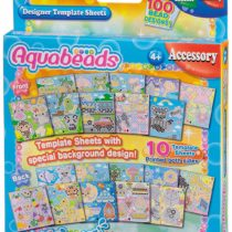 Aquabeads Designer Template Sheets