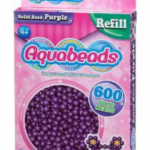 Aquabeads 32578 Solid Bead Pack – Purple