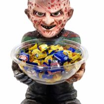 A Nightmare on Elm Street Freddy Krueger Candy Bowl Holder