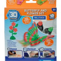 3D Maker Butterfly and Flower Expansion Pack