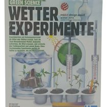 """4M """"Green Science Weather Science Toy (Multi-Colour)"""