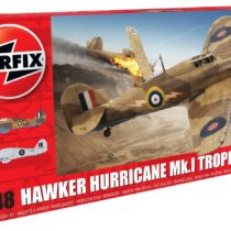 Airfix A05129 – Hawker Hurricane Mk.I – Tropical 1:48