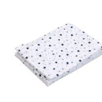 3 Pieces Don Diapers Set, 70 x 70 cm, Navy