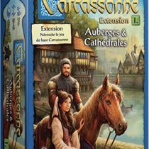 Asmodée CARC03N Family Board Game