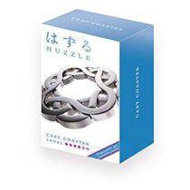 EUREKA 515055″ Huzzle Cast Coaster Puzzle