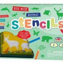 Barney & Buddy BA025 Animals Stencils Big Box